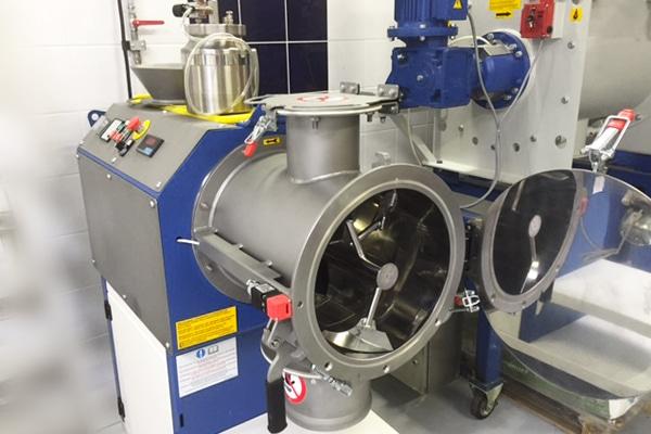 laboratory mixer technosilos