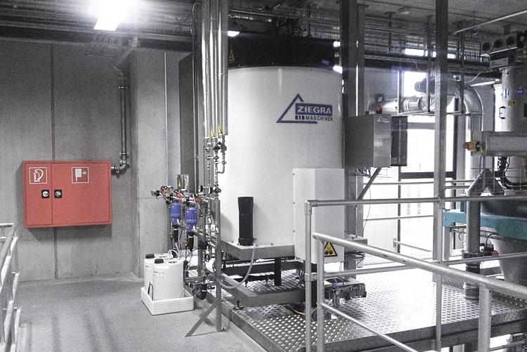 steamice machine