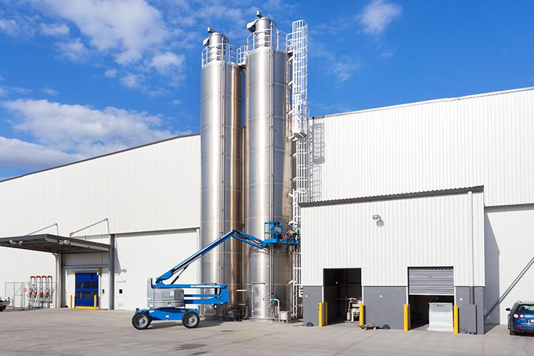 outdoor techno silos ap
