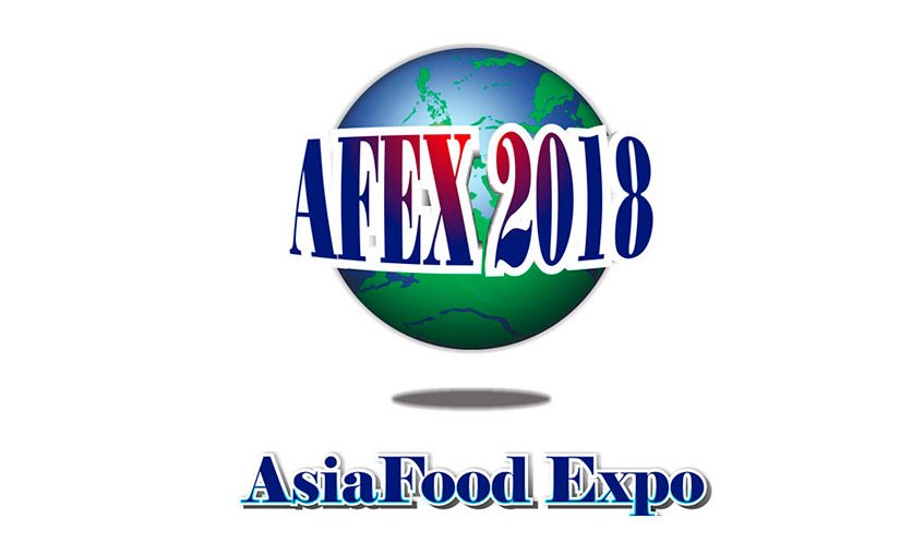 AFEX 2018 Asia Food Expo